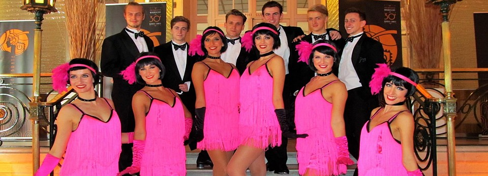 Great Gatsby Themed Entertainment