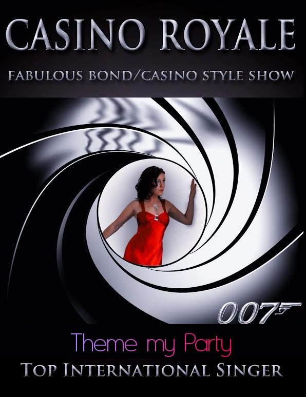 james bond themed party. Black Bedroom Furniture Sets. Home Design Ideas