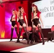 circus show burlesque