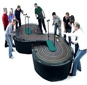 giant scalextric hire tmp 180-177