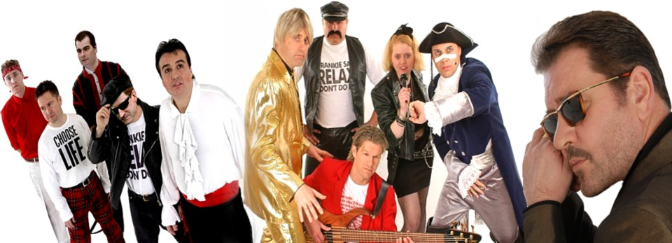 80s Themed Parties - 80's tribute bands for hire - 70s