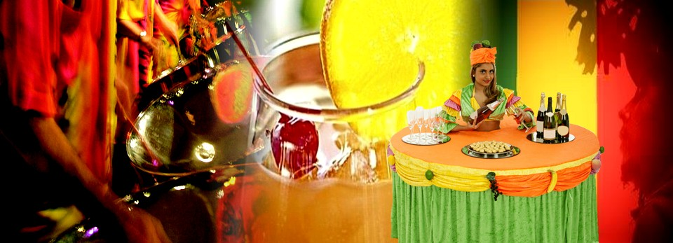 Caribbean Theme Party Ideas On Pinterest: Caribbean Themed Entertainment For Hire, Book Steel Band