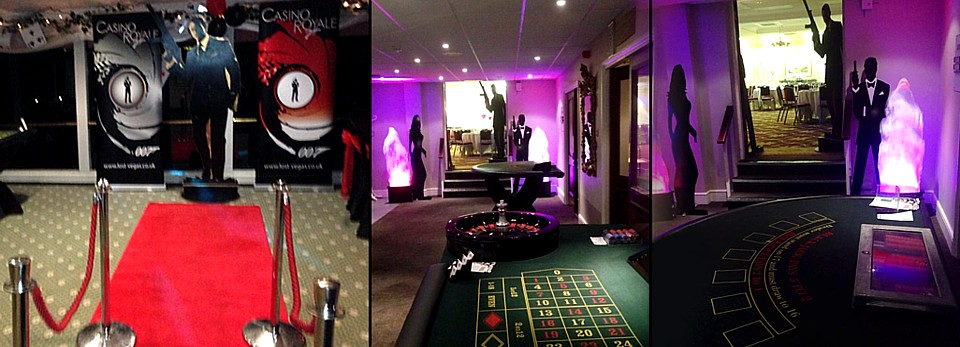 James Bond Themed Party Entertainment For Hire 007 Theme Parties
